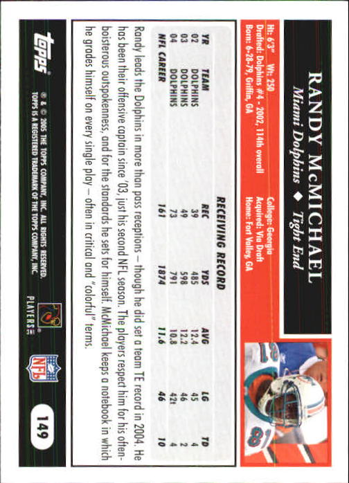 2005-Topps-First-Edition-Football-Card-Pick-1-301 thumbnail 255