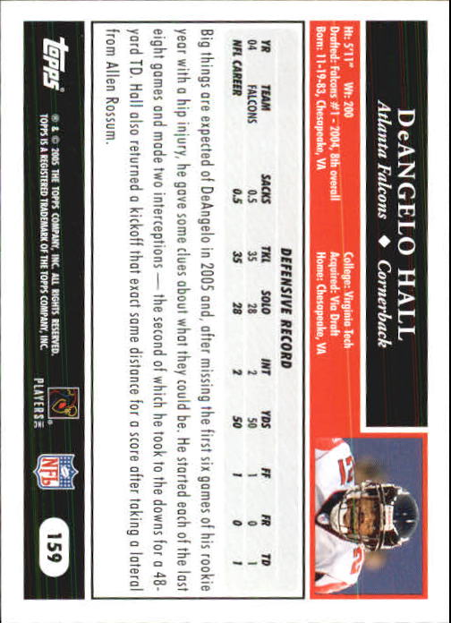 2005-Topps-First-Edition-Football-Card-Pick-1-301 thumbnail 273