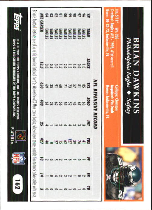 2005-Topps-First-Edition-Football-Card-Pick-1-301 thumbnail 277