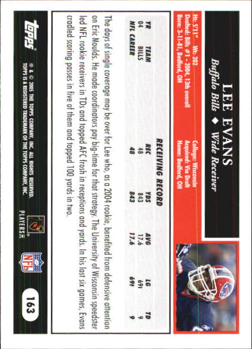 2005-Topps-First-Edition-Football-Card-Pick-1-301 thumbnail 279