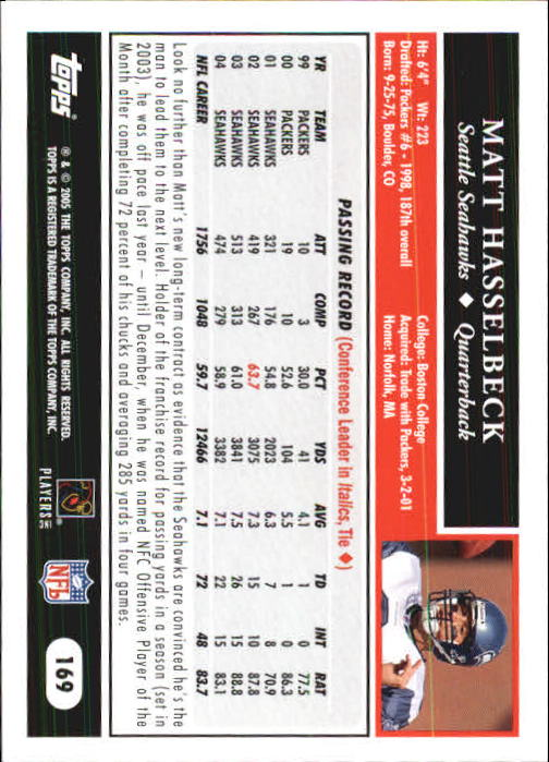 2005-Topps-First-Edition-Football-Card-Pick-1-301 thumbnail 291