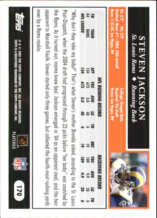 2005-Topps-First-Edition-Football-Card-Pick-1-301 thumbnail 293