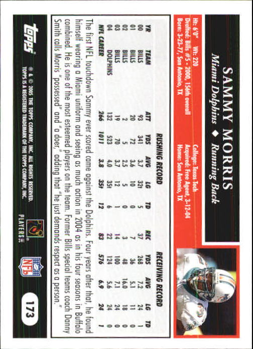 2005-Topps-First-Edition-Football-Card-Pick-1-301 thumbnail 297
