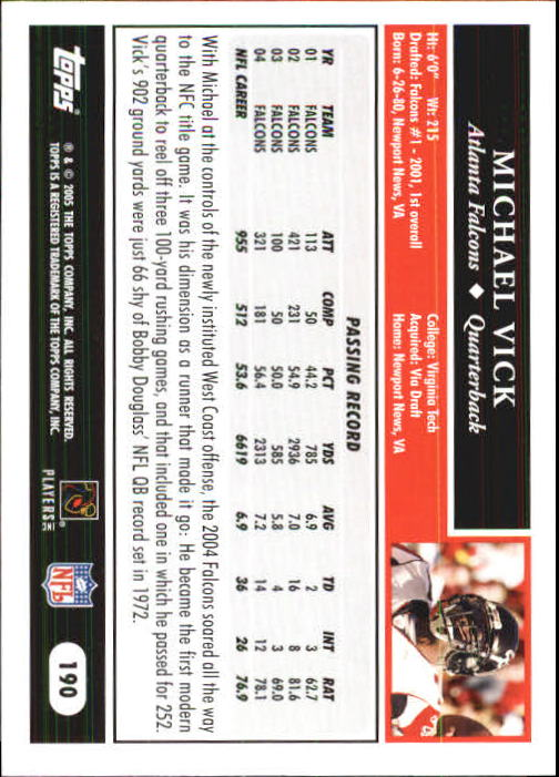 2005-Topps-First-Edition-Football-Card-Pick-1-301 thumbnail 319