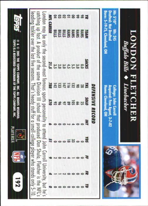 2005-Topps-First-Edition-Football-Card-Pick-1-301 thumbnail 323