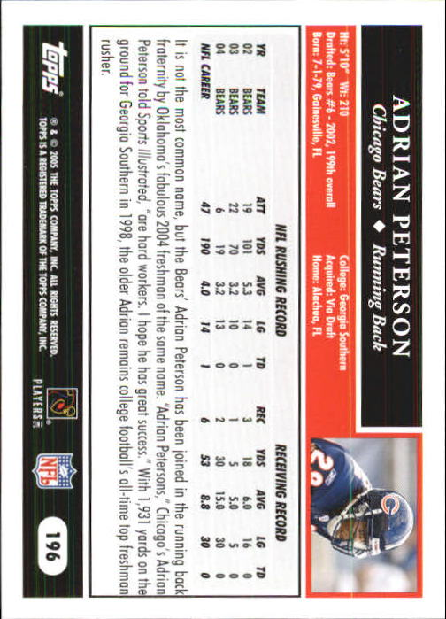 2005-Topps-First-Edition-Football-Card-Pick-1-301 thumbnail 329