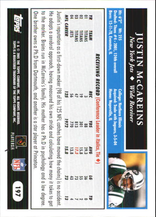 2005-Topps-First-Edition-Football-Card-Pick-1-301 thumbnail 331