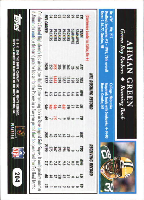 2005-Topps-First-Edition-Football-Card-Pick-1-301 thumbnail 343