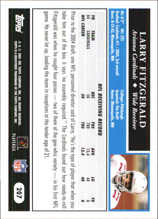 2005-Topps-First-Edition-Football-Card-Pick-1-301 thumbnail 348