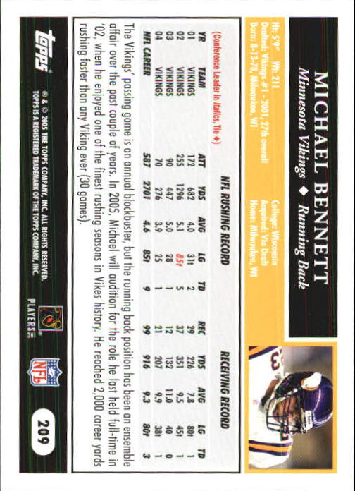 2005-Topps-First-Edition-Football-Card-Pick-1-301 thumbnail 352
