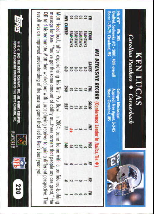 2005-Topps-First-Edition-Football-Card-Pick-1-301 thumbnail 368