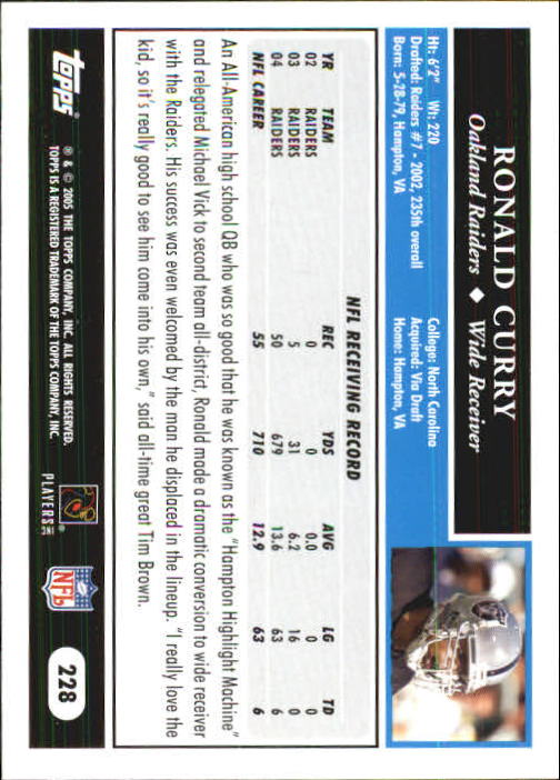 2005-Topps-First-Edition-Football-Card-Pick-1-301 thumbnail 380