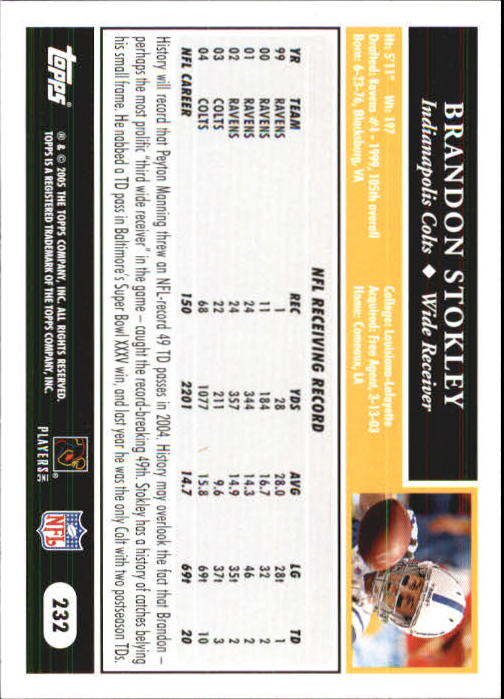2005-Topps-First-Edition-Football-Card-Pick-1-301 thumbnail 388