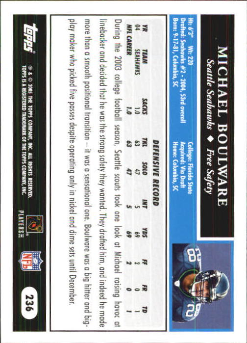 2005-Topps-First-Edition-Football-Card-Pick-1-301 thumbnail 396