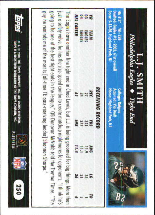 2005-Topps-First-Edition-Football-Card-Pick-1-301 thumbnail 418