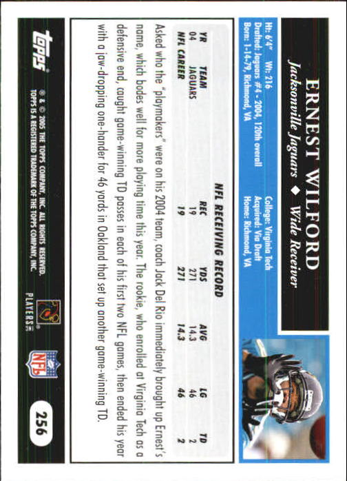 2005-Topps-First-Edition-Football-Card-Pick-1-301 thumbnail 430