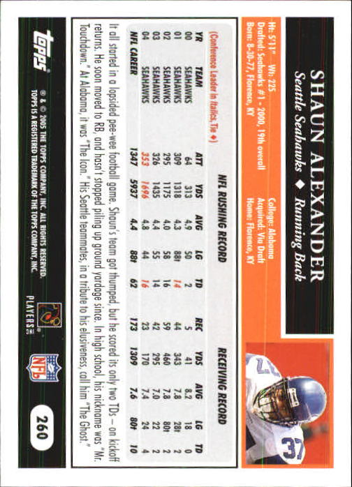 2005-Topps-First-Edition-Football-Card-Pick-1-301 thumbnail 438
