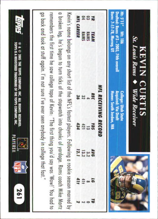 2005-Topps-First-Edition-Football-Card-Pick-1-301 thumbnail 440