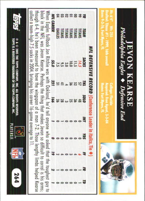 2005-Topps-First-Edition-Football-Card-Pick-1-301 thumbnail 446