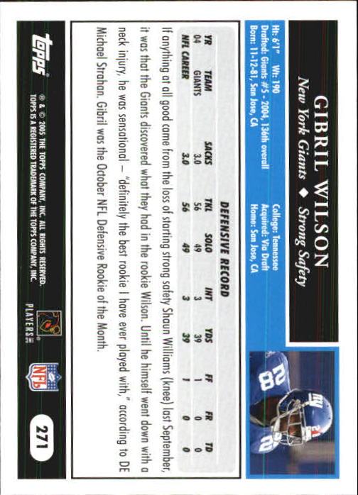 2005-Topps-First-Edition-Football-Card-Pick-1-301 thumbnail 456