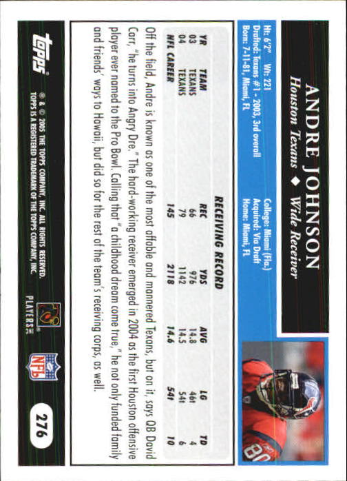2005-Topps-First-Edition-Football-Card-Pick-1-301 thumbnail 466