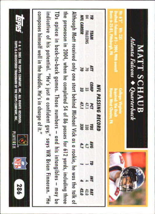 2005-Topps-First-Edition-Football-Card-Pick-1-301 thumbnail 474