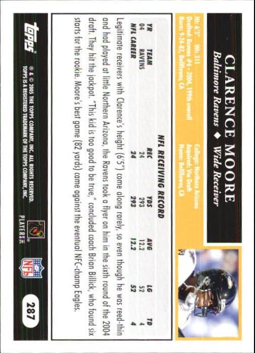 2005-Topps-First-Edition-Football-Card-Pick-1-301 thumbnail 476