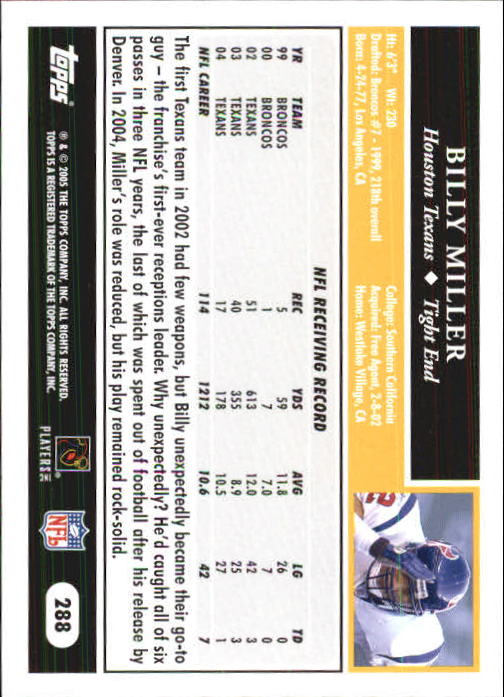 2005-Topps-First-Edition-Football-Card-Pick-1-301 thumbnail 478
