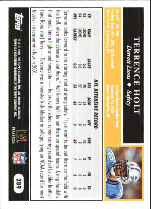 2005-Topps-First-Edition-Football-Card-Pick-1-301 thumbnail 480