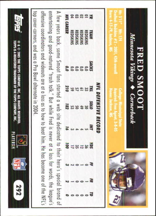 2005-Topps-First-Edition-Football-Card-Pick-1-301 thumbnail 486