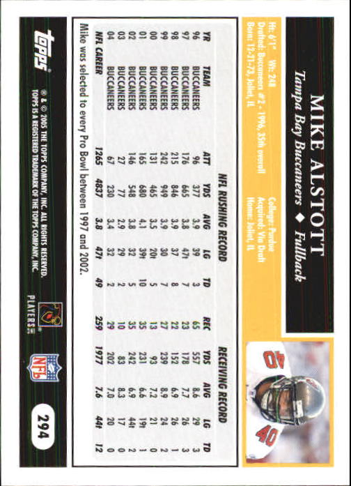 2005-Topps-First-Edition-Football-Card-Pick-1-301 thumbnail 488