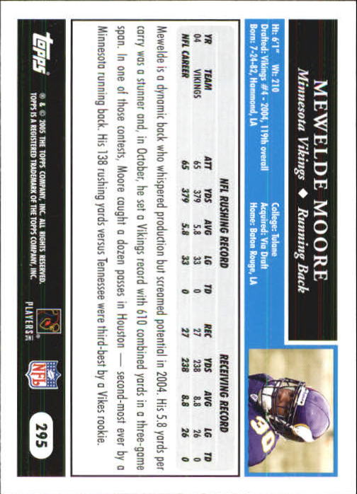 2005-Topps-First-Edition-Football-Card-Pick-1-301 thumbnail 490