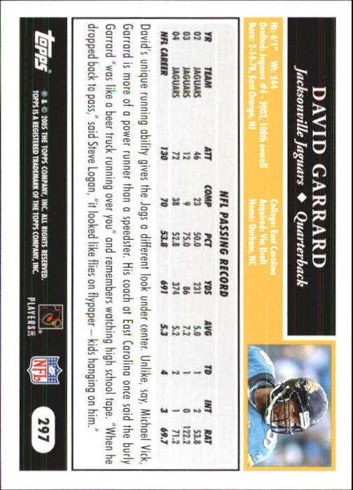 2005-Topps-First-Edition-Football-Card-Pick-1-301 thumbnail 494