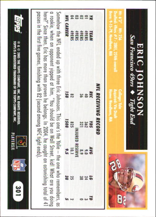 2005-Topps-First-Edition-Football-Card-Pick-1-301 thumbnail 500