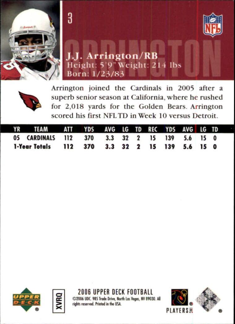 2006-Upper-Deck-Football-Card-s-1-200-A2099-You-Pick-10-FREE-SHIP thumbnail 7