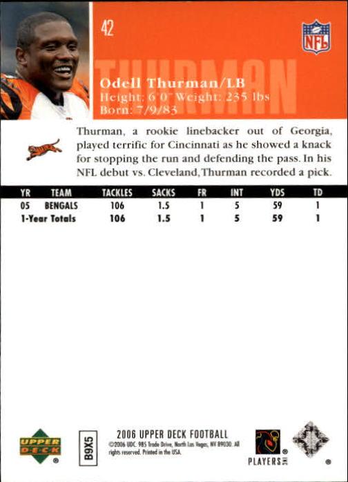 2006-Upper-Deck-Football-Card-s-1-200-A2099-You-Pick-10-FREE-SHIP thumbnail 81