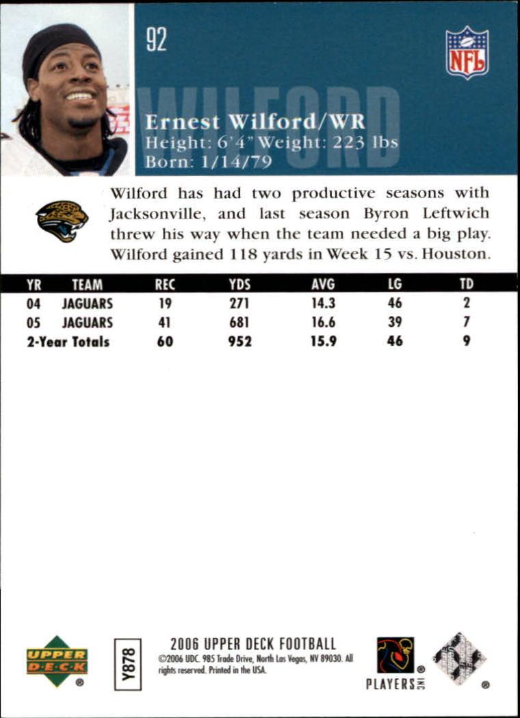 2006-Upper-Deck-Football-Card-s-1-200-A2099-You-Pick-10-FREE-SHIP thumbnail 177