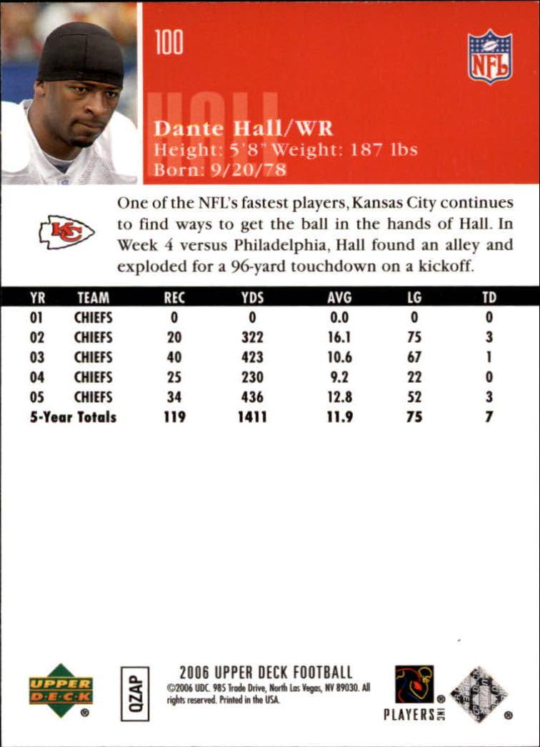 2006-Upper-Deck-Football-Card-s-1-200-A2099-You-Pick-10-FREE-SHIP thumbnail 193