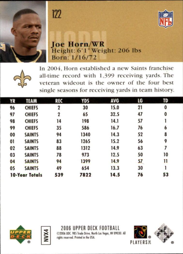 2006-Upper-Deck-Football-Card-s-1-200-A2099-You-Pick-10-FREE-SHIP thumbnail 235