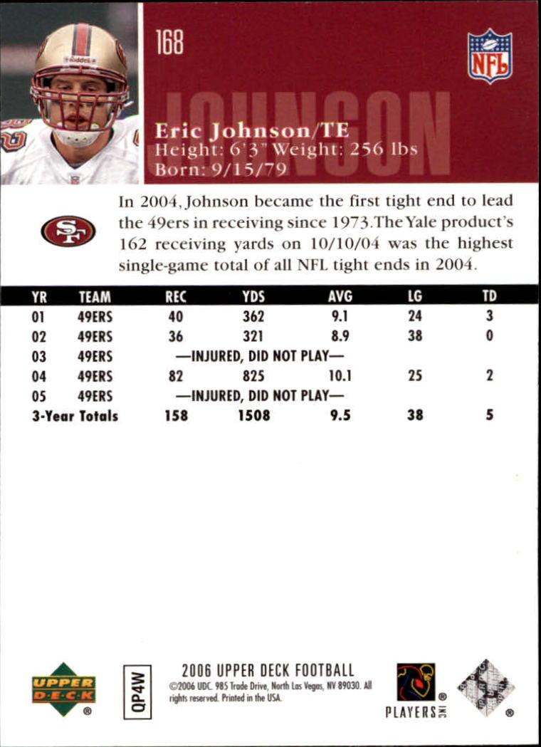 2006-Upper-Deck-Football-Card-s-1-200-A2099-You-Pick-10-FREE-SHIP thumbnail 325