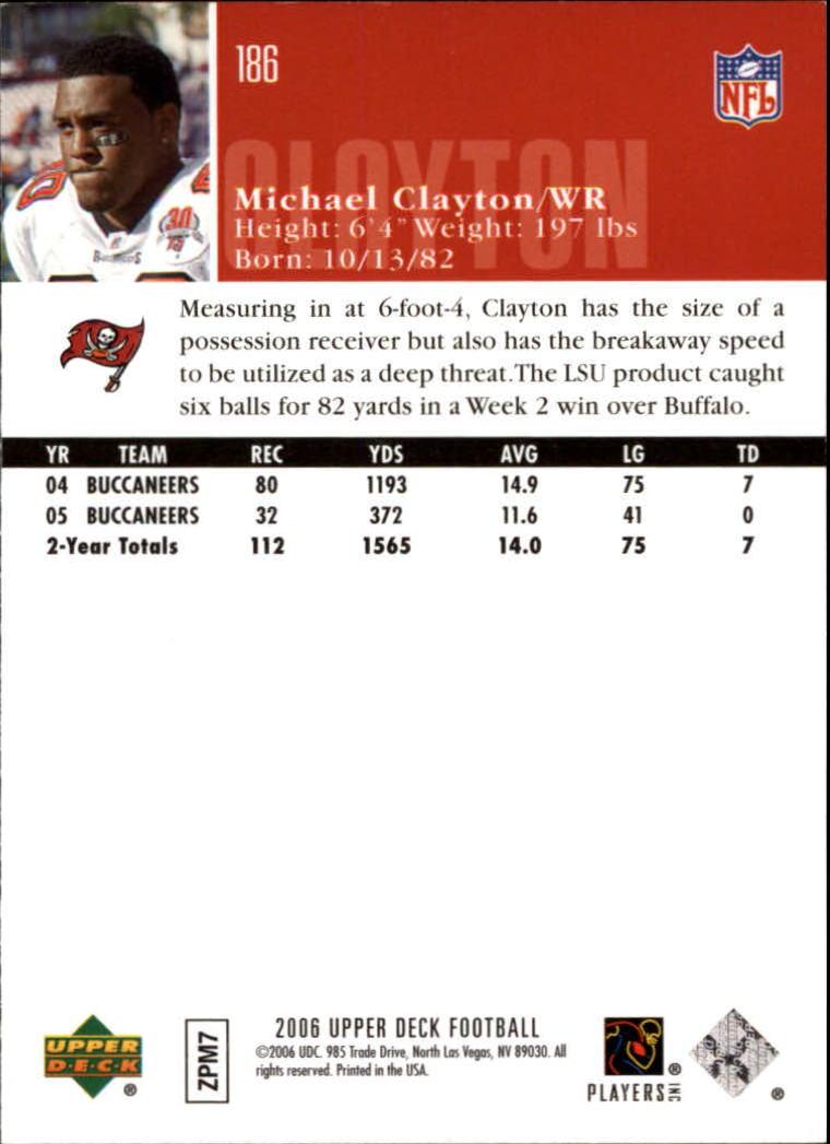 2006-Upper-Deck-Football-Card-s-1-200-A2099-You-Pick-10-FREE-SHIP thumbnail 361