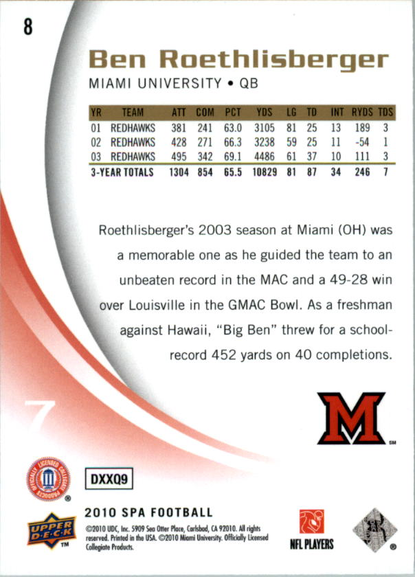2010-SP-Authentic-Football-Card-s-1-100-A1730-You-Pick-10-FREE-SHIP thumbnail 17