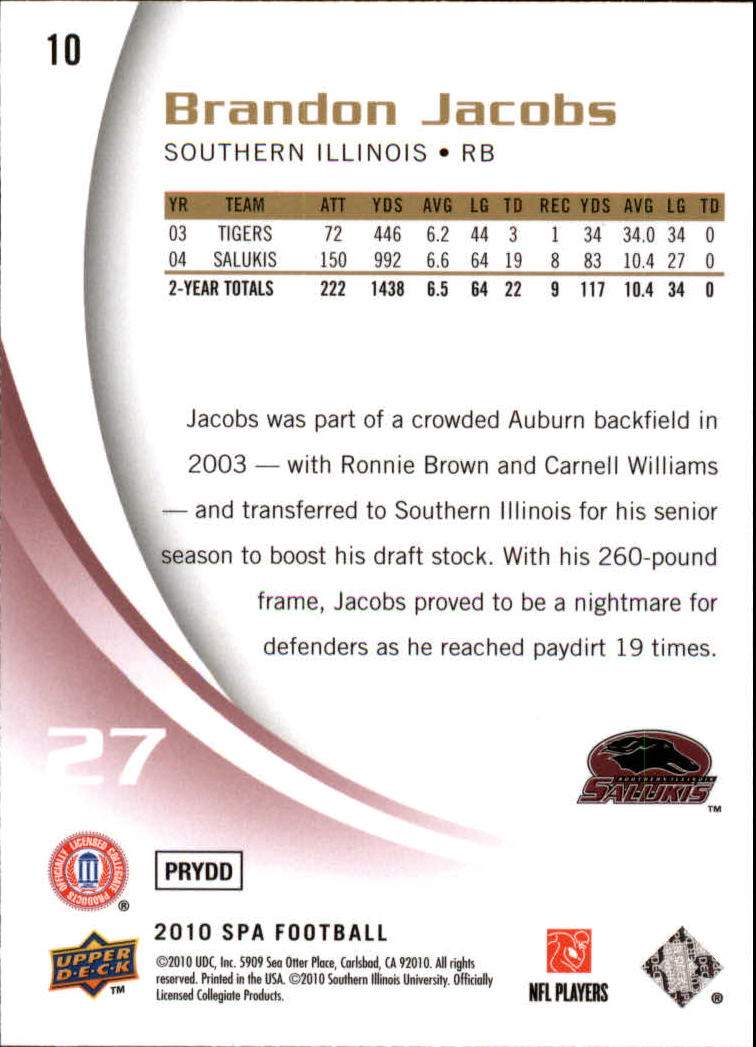 2010-SP-Authentic-Football-Card-s-1-100-A1730-You-Pick-10-FREE-SHIP thumbnail 23