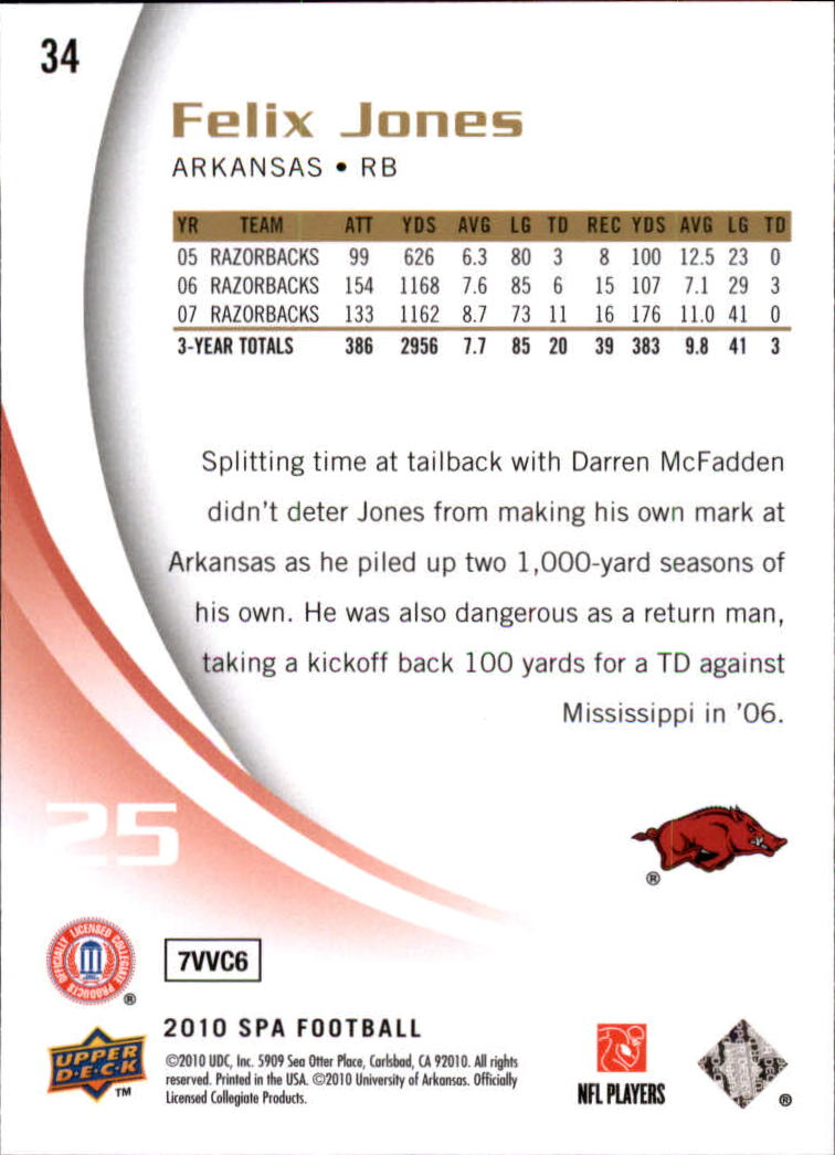 2010-SP-Authentic-Football-Card-s-1-100-A1730-You-Pick-10-FREE-SHIP thumbnail 69