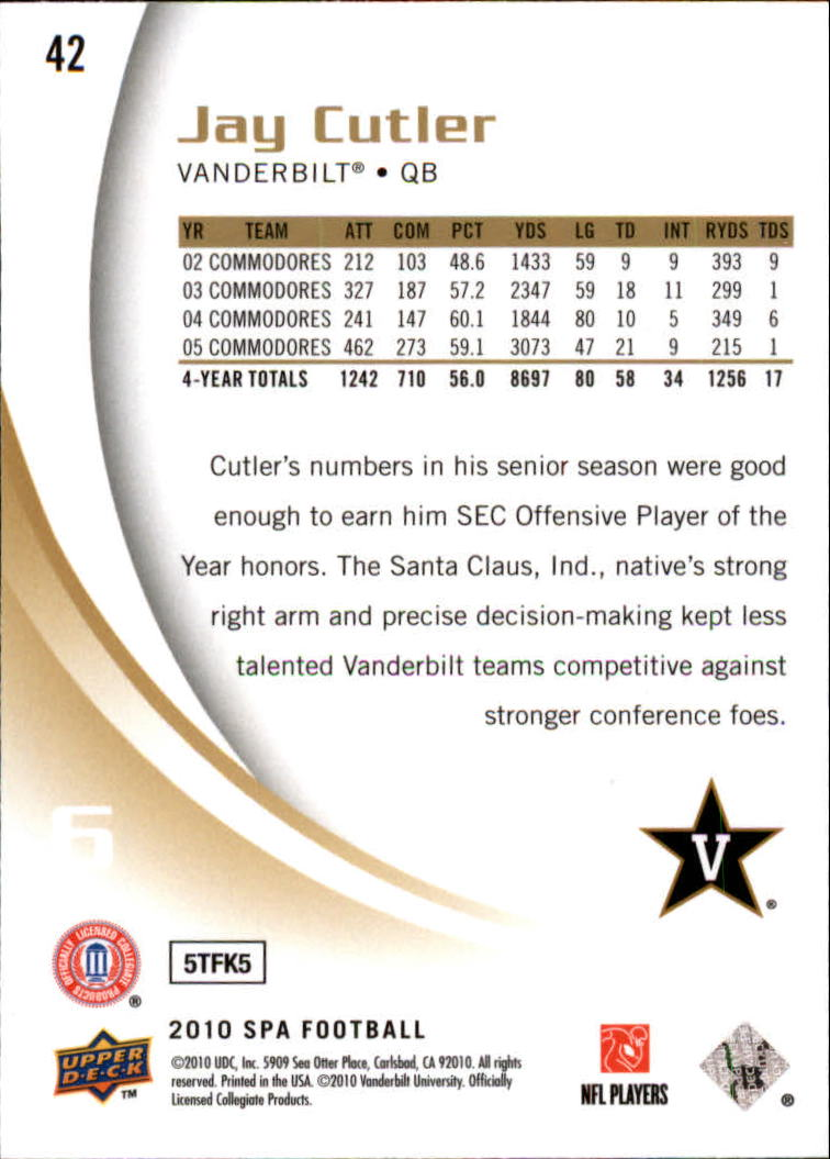 2010-SP-Authentic-Football-Card-s-1-100-A1730-You-Pick-10-FREE-SHIP thumbnail 85