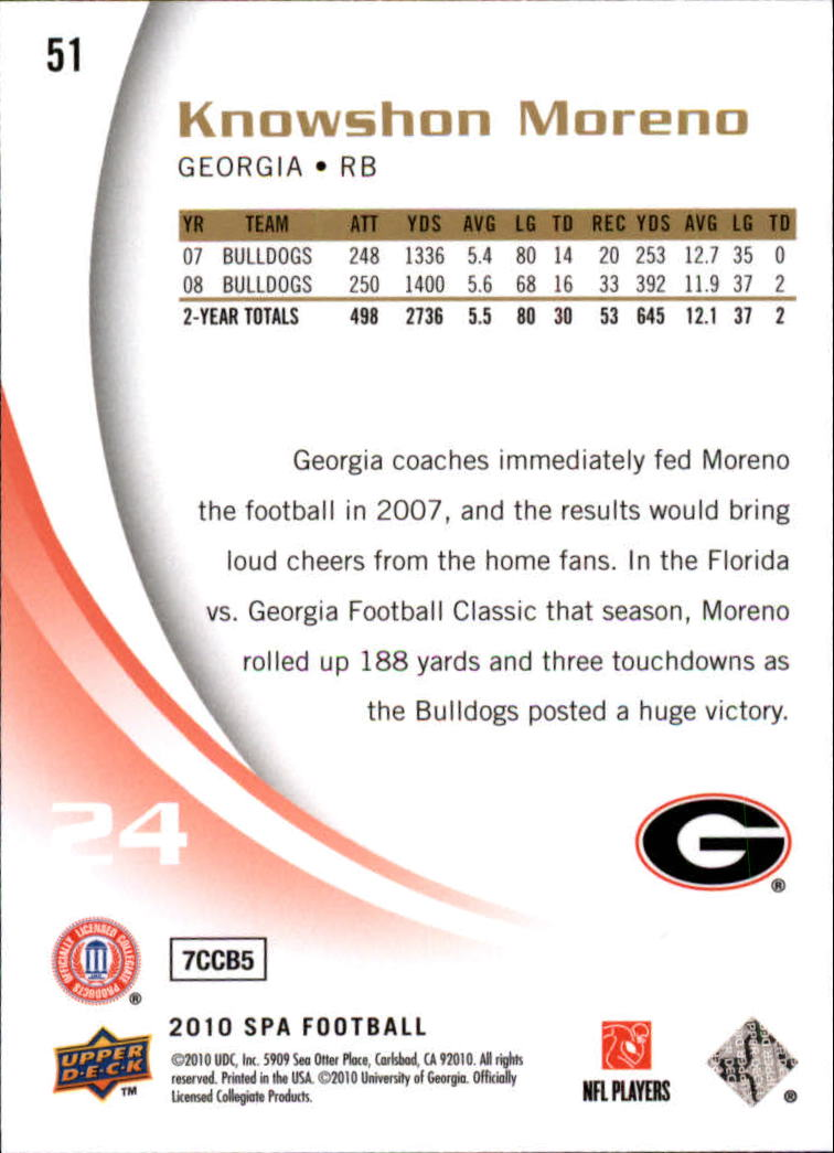 2010-SP-Authentic-Football-Card-s-1-100-A1730-You-Pick-10-FREE-SHIP thumbnail 103