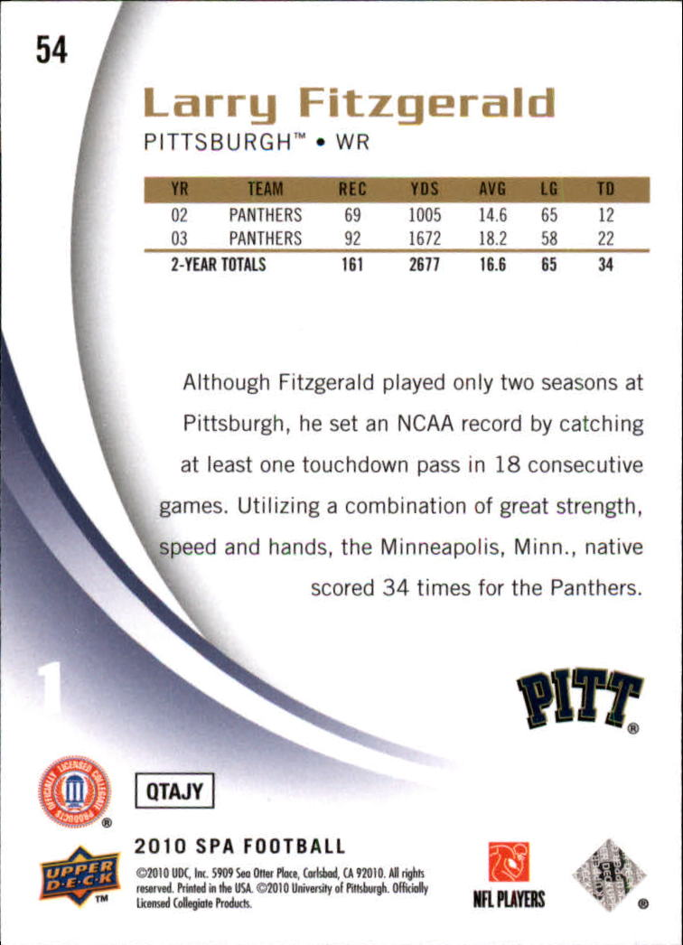 2010-SP-Authentic-Football-Card-s-1-100-A1730-You-Pick-10-FREE-SHIP thumbnail 109