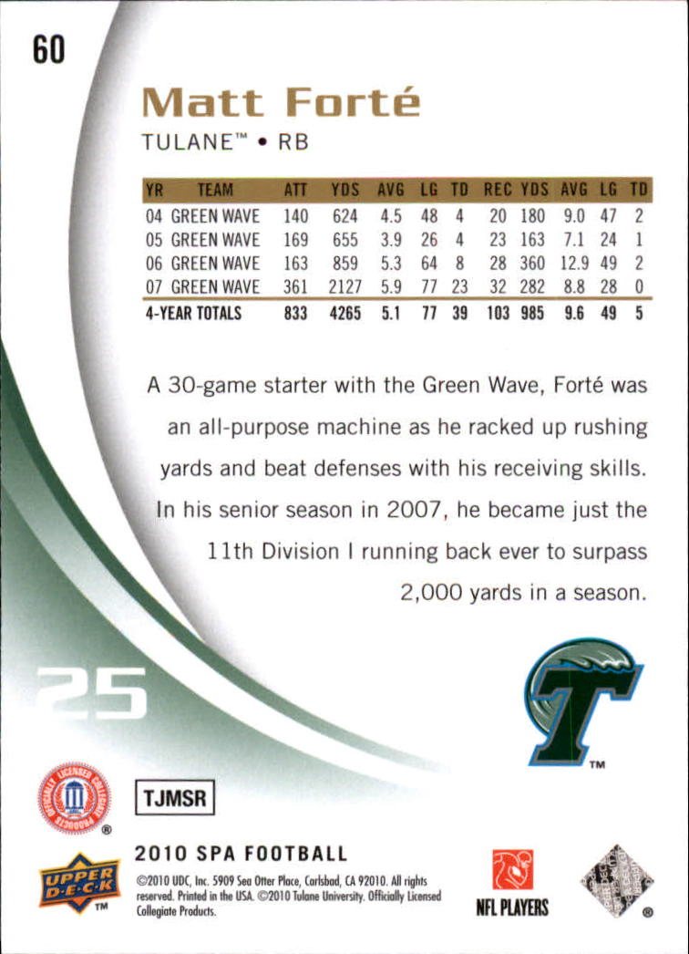 2010-SP-Authentic-Football-Card-s-1-100-A1730-You-Pick-10-FREE-SHIP thumbnail 121