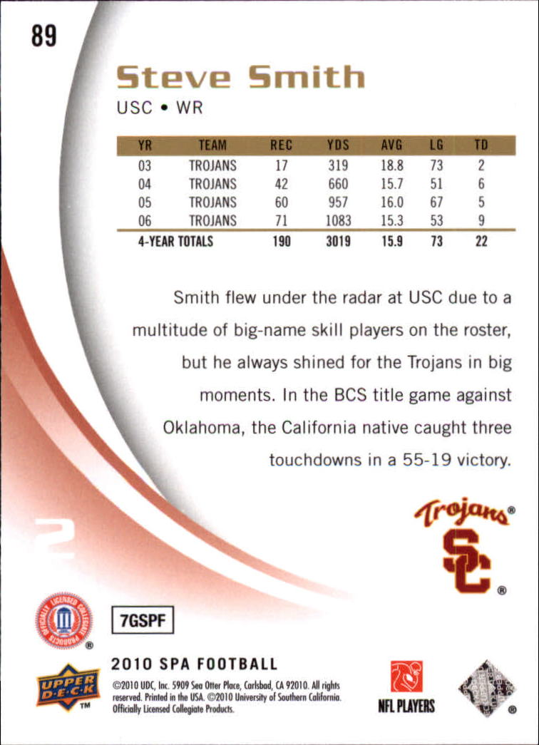 2010-SP-Authentic-Football-Card-s-1-100-A1730-You-Pick-10-FREE-SHIP thumbnail 177