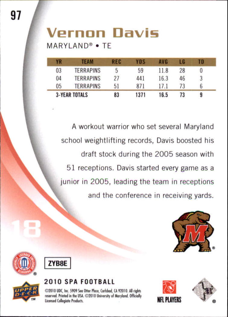 2010-SP-Authentic-Football-Card-s-1-100-A1730-You-Pick-10-FREE-SHIP thumbnail 191